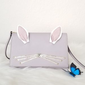 Kate Spade Rabbit Wallet Crossbody